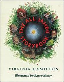 The All Jahdu Storybook