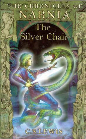 Image result for the silver chair grafton book cover