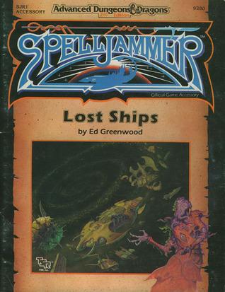 SpellJammer by Ed Greenwood