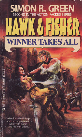 Winner Takes All (Hawk & Fisher, #2)