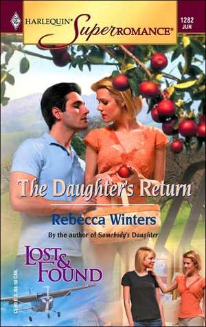 The Daughter's Return by Rebecca Winters
