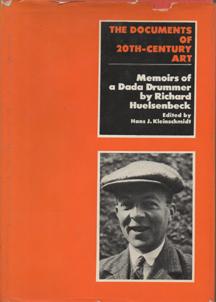 Memoirs of a Dada Drummer by Richard Huelsenbeck