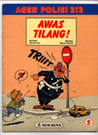 Awas Tilang! by Raoul Cauvin