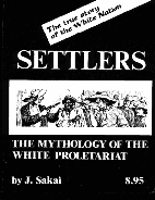 Settlers by J. Sakai