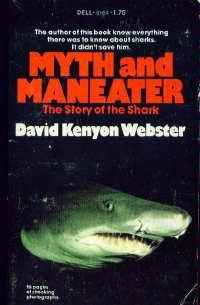 Myth And Maneater: The Story Of The Shark
