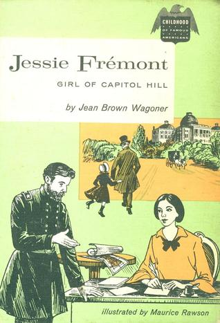 Jessie Fremont, Girl of Capitol Hill