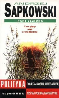 Pani Jeziora (Saga o Wiedźminie, #7)