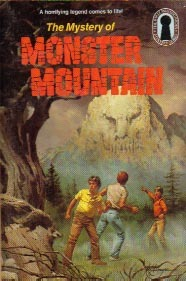 The Mystery of Monster Mountain by M.V. Carey