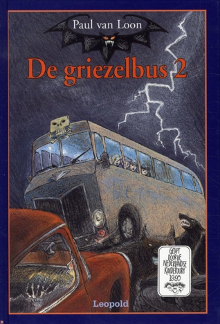De Griezelbus 2 by Paul van Loon