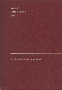 A Relation of Maryland