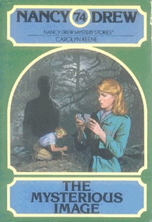 The Mysterious Image (Nancy Drew, #74)