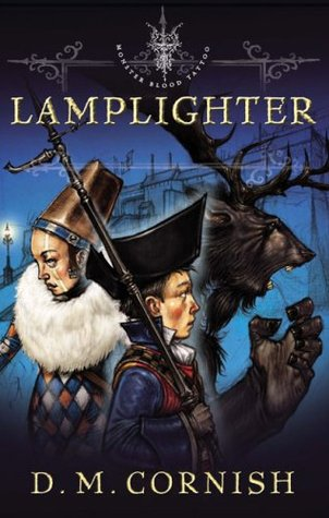 Lamplighter: Monster Blood Tattoo: Book 2(Monster Blood Tattoo 2)