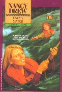 Enemy Match (Nancy Drew, #73)