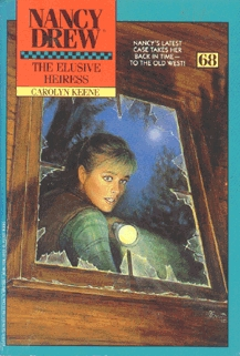 The Elusive Heiress (Nancy Drew, #68)