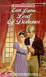 Lord of Dishonor by Edith Layton