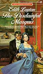 Ebook The Disdainful Marquis by Edith Layton read!