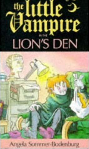 The Little Vampire in the Lion's Den
