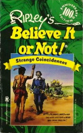 Ripley's Believe It or Not!: Strange Coincidences