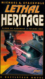 Lethal Heritage (Blood of Kerensky Trilogy, #1)
