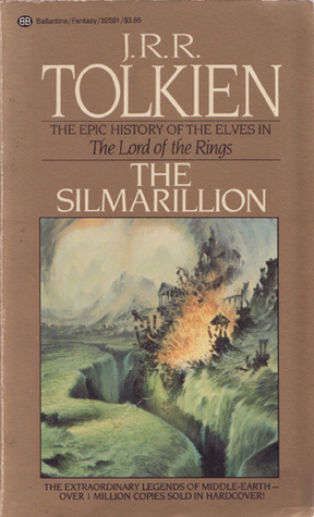 The Silmarillion: The Epic History of the Elves in The Lord of the Rings