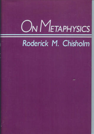 On Metaphysics