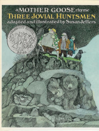 Three Jovial Huntsmen by Susan Jeffers