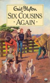 Six Cousins Again by Enid Blyton
