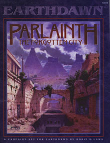 Parlainth: The Forgotten City (Earthdawn 6104)