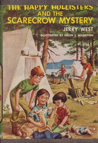 The Happy Hollisters and the Scarecrow Mystery (Happy Hollisters, #14)