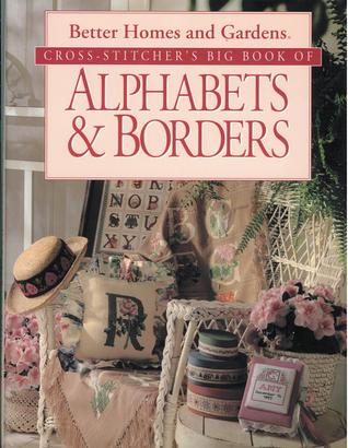 Cross-Stitcher's Big Book of Alphabets and Borders