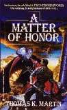 A Matter of Honor (The Delgroth Trilogy #2)