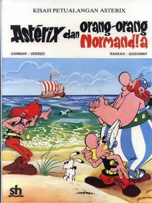 Asterix dan Orang-orang Normandia by René Goscinny
