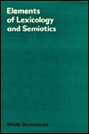 Elements of Lexicology and Semiotics
