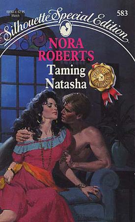 Taming Natasha by Nora Roberts