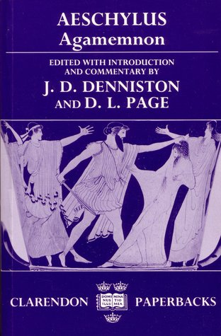 Agamemnon (Greek Text with Introduction and Commentary)