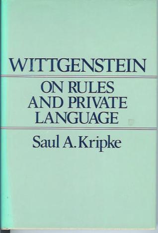 Saul kripke goodreads giveaways