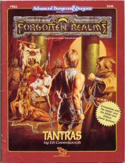 Tantras (AD&D/Forgotten Realms Module FRE2)