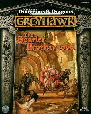 The Scarlet Brotherhood (AD&D Fantasy Roleplaying, Greyhawk Setting)