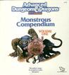 Monstrous Compendium: Volume One