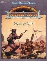 Road to Urik by David Zeb Cook