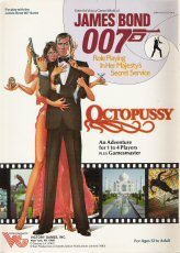 Octopussy (James Bond 007 role playing game)