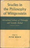 Studies in the Philosophy of Wittgenstein,
