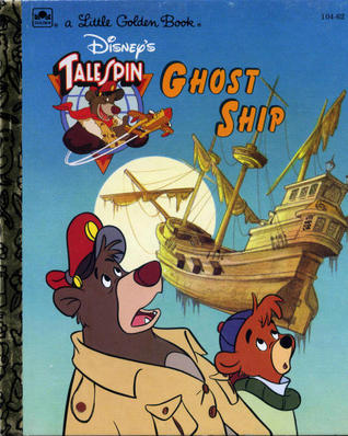 Disneys Talespin Ghost Ship