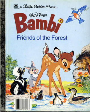 Friends of the Forest: a Little Golden Book