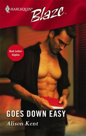 Goes Down Easy (Red Letter Nights #2)