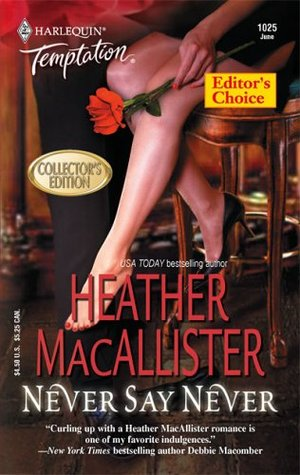 Never Say Never by Heather MacAllister
