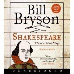 William Shakespeare by Bill Bryson