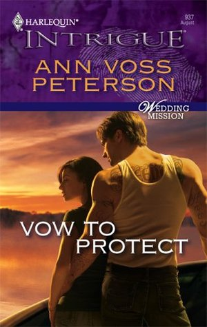 Vow To Protect (Wedding Mission, #3)