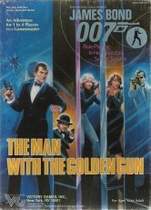 The Man with the Golden Gun (James Bond role-playing game) [Box Set]