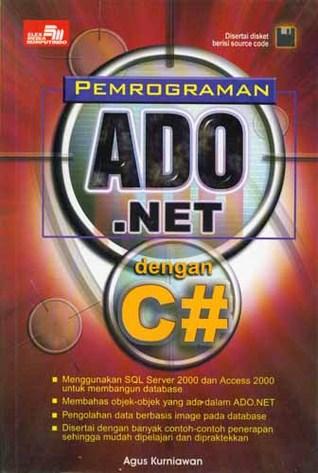 Pemrograman ADO .NET Dengan C#
